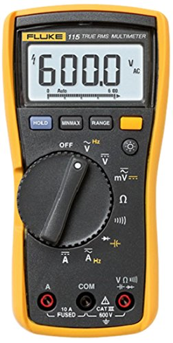 Fluke 115 True-RMS Digital Multimeter - industrypurchase.com