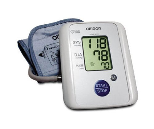 Omron HEM-8711 Blood Pressure Monitor - industrypurchase.com