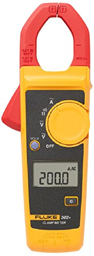 Fluke 302 Plus Clamp Meter - industrypurchase.com