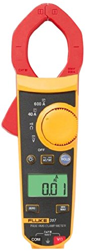 Fluke 317 Digital Clamp Meter with Backlight - industrypurchase.com