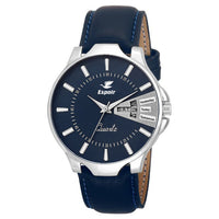 Sunday Sale Blue Analog Watch For Men