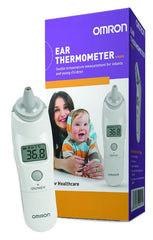 Omron Digital Ear Thermometer TH-839S - industrypurchase.com