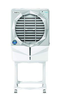 Symphony Diamond i 41 Ltrs Air Cooler with Remote Control (White) - industrypurchase.com