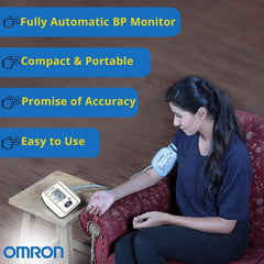 Omron Digital Arm Bp Monitor HEM-7113 - industrypurchase.com