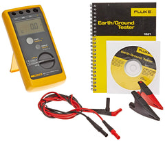 Fluke Earth Ground Tester EPROD Family FLUKE-1621 Earth Ground Tester - industrypurchase.com