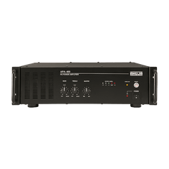 Ahuja Installation PA Power Amplifier System Model APA-480