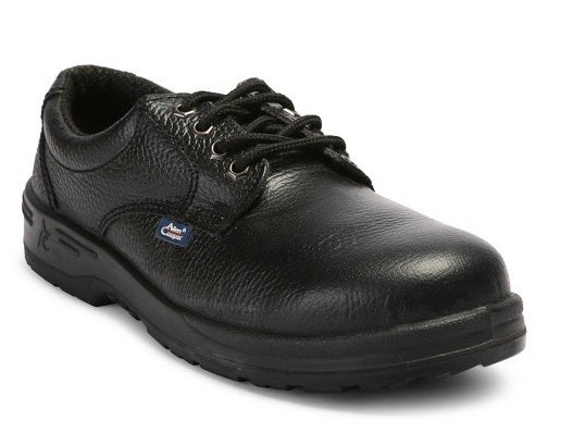 Allen Cooper 82096 AC-1143 Safety Shoe, DIP-PU Sole, Antistatic, ISI Marked for IS:15298 Part-2