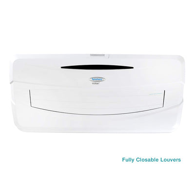 Symphony Cloud 15 Litre Room Air Cooler (White) - with Remote Control and i-Pure Technology