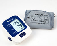Omron HEM-7124 Blood Pressure Monitor (Upper Arm) - industrypurchase.com