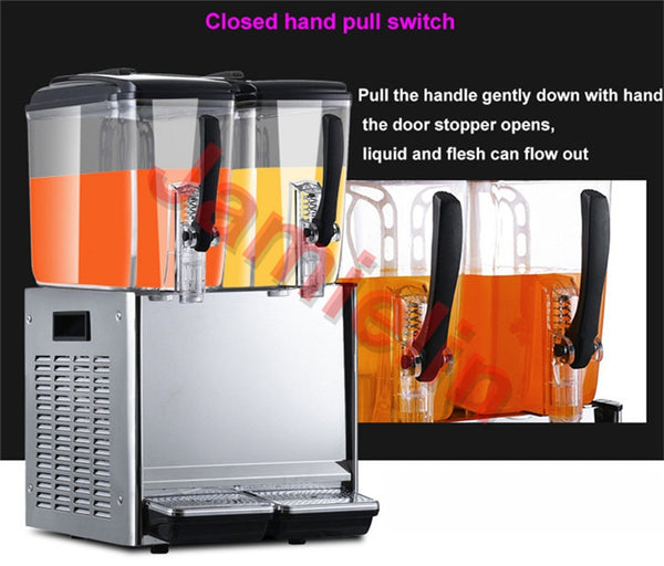 Jamielin Cold Drink Machine BJM-12X2L