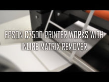 Load and play video in Gallery viewer, TM-C7500 Series Inline Matrix Remover and Rewinder Video