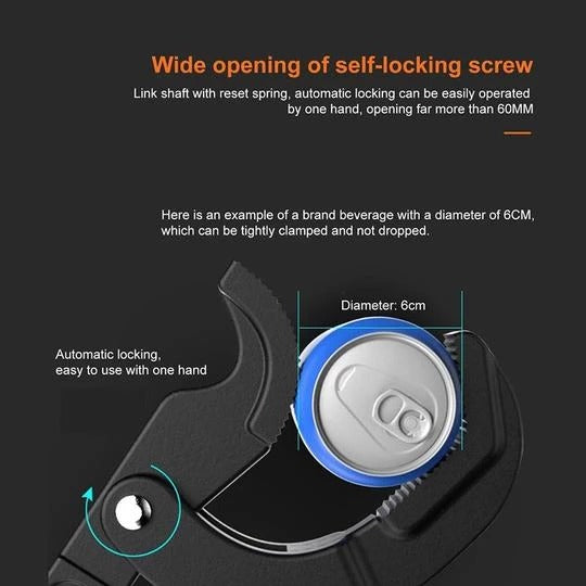 Last Day Promotion--60% OFF--Multifunctional Spanner