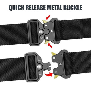 Military Style Tactical Nylon Belt(Buy 2 Free Shipping)
