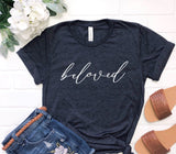 Beloved Tee - The Lulu Shop LLC