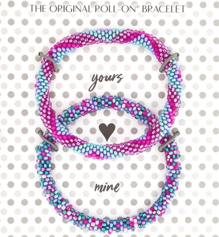 "Friends Are Forever Bracelet Set- ""Havana"""