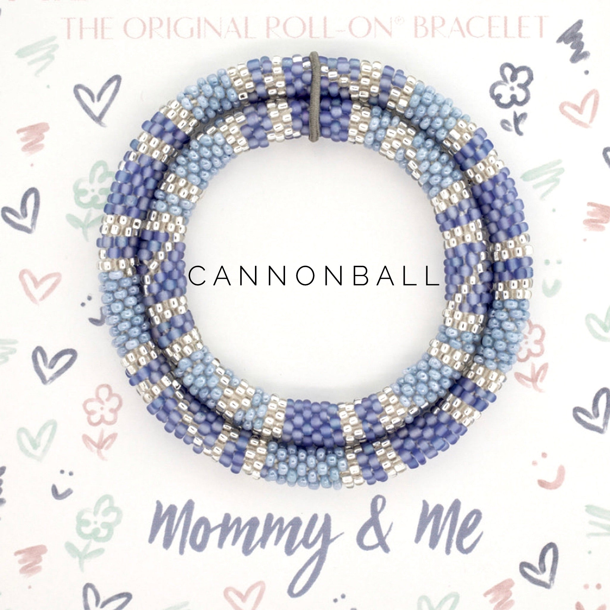 Cannonball Bracelet- Mommy and Me