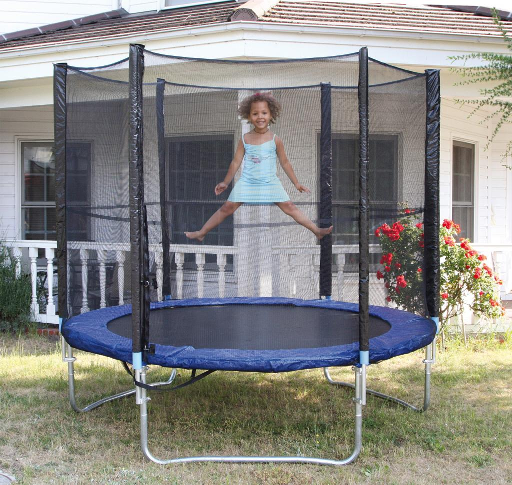 small foot Trampolin