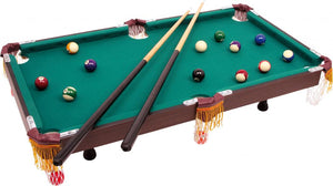 small foot Bord Billard