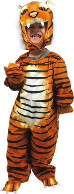small foot Tiger Kostume