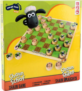 small foot Dam Spil, Shaun the Sheep