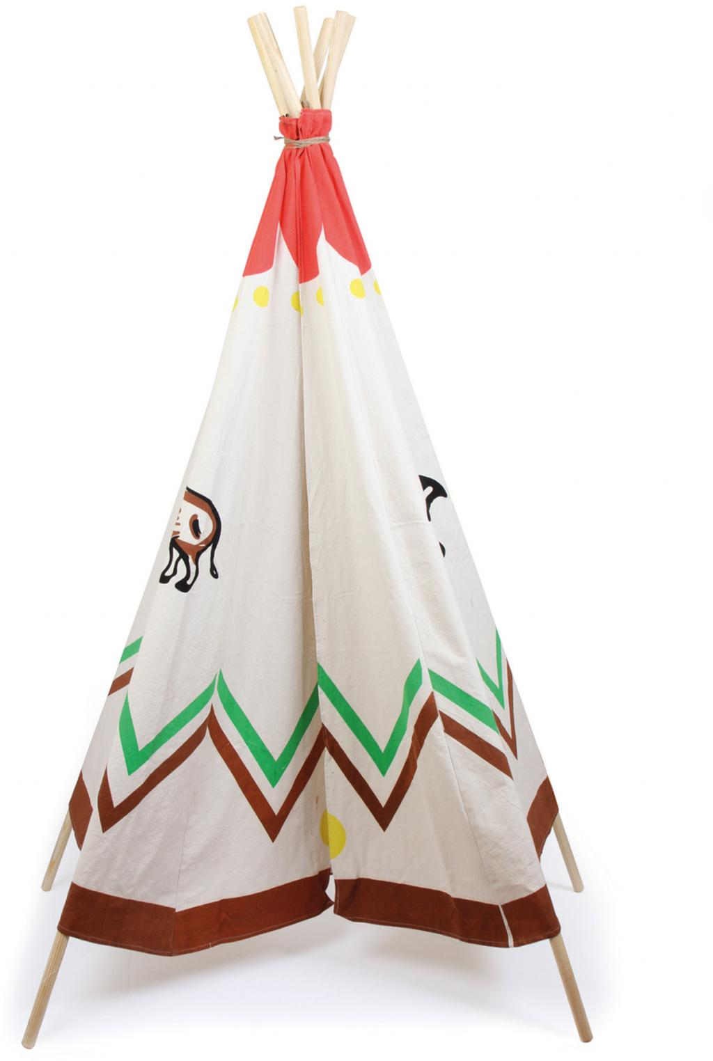 small foot Tipi-Telt, Deluxe