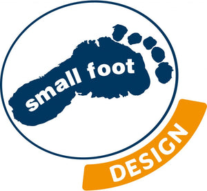 small foot Majs (7 stk), Filt