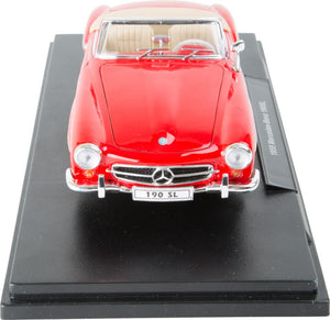 small foot Model Bil, Mercedes-Benz 190 SL (1955)