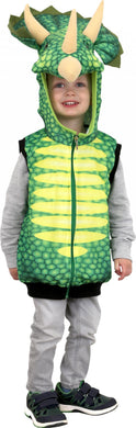 small foot Triceratops Kostume Vest