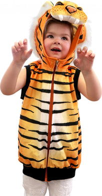 small foot Tiger Kostume Vest
