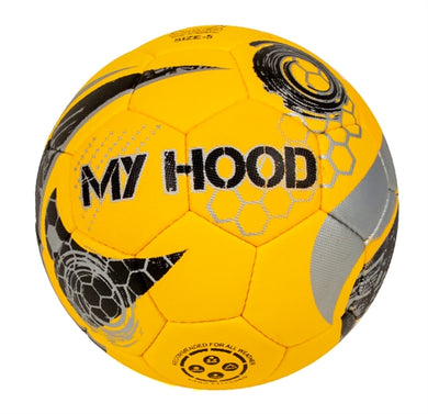 My Hood Streetfodbold - Orange