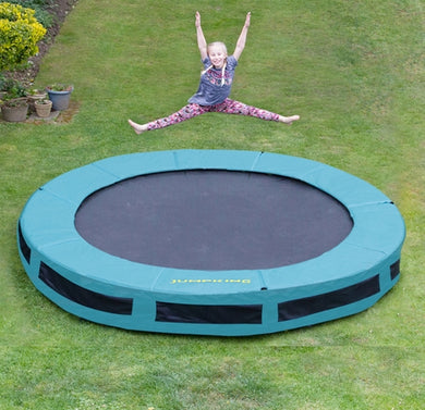 Jumpking Inground Trampolin - 430 cm