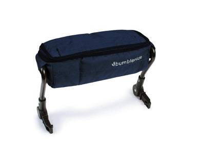 Bumbleride Snack Pack Indie Twin, Maritime Blue