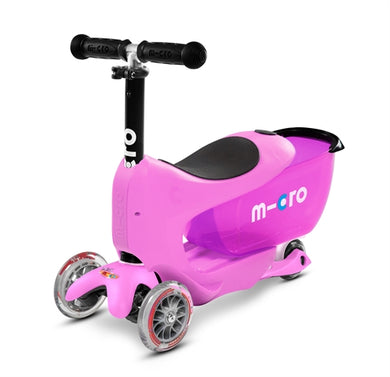 Micro Mini2go Deluxe Plus - Pink