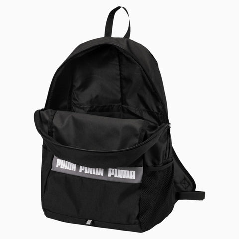 #Puma Phase Backpack II Black/White/Grey - (075106 01) - R2LB/F