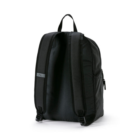 #Puma Phase Backpack Black - (075487 01) - R2LB