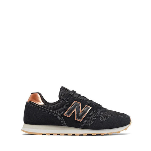 #New Balance 373 Womens Black Gold - (WL373CE2) - GX - R2L18