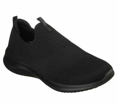 #Skechers Womens Ultra Flex Black - (12837/BBK) - SU - R2L16