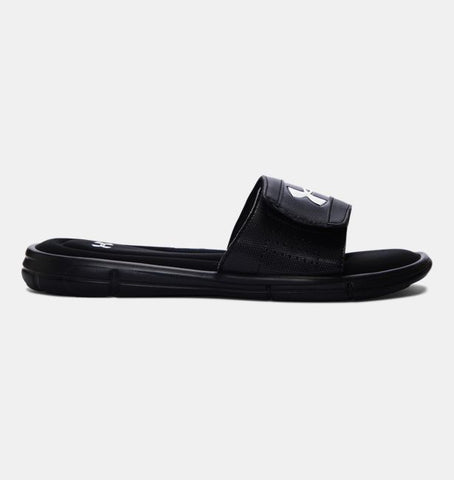 #Under Armour Mens Ignite V Slides - (1287318 001) - U - R2L16