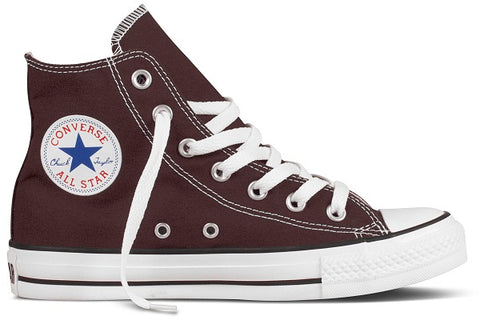 #Converse All Star Hi Wine - (135287C) - S HI - R1L7