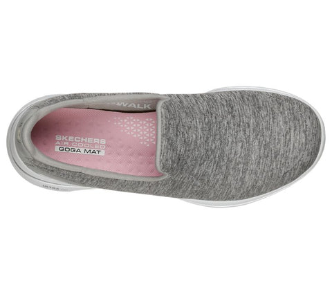 #Skechers GO WALK 5 Honor Grey- (15903-GRY) - GW5 - R2L16