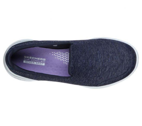 #Skechers GO WALK 5 Honor Navy- (15903-NVW) - NVW - R2L16