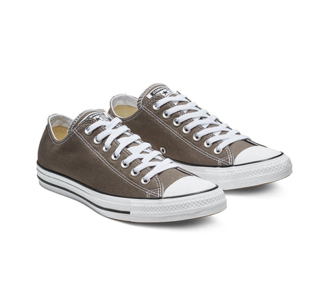 *Chuck Taylor All Star Canvas Charcoal (Grey) - (1J794C) - Grey LO - R1L8