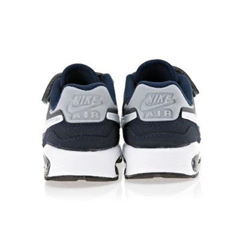 #Nike Velcro Toddlers Grey - (654289 005) - M7 - R1L9