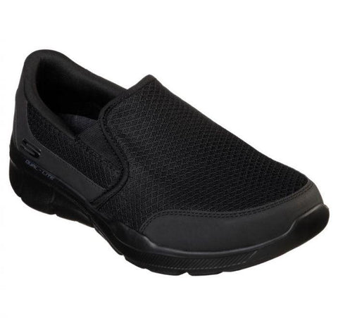 *Skechers Men's Equalizer 3.0 Bluegate Loafer - (SN52984-BLK) - MC - R2L16