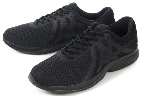 *Nike Revolution 4 Triple Black 4 - (908988-002)  - J4 - R1L3