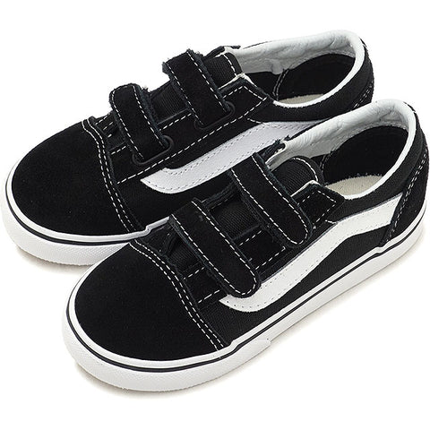 VANS OLD SKOOL TODDLER (VN000D3YBLK) - VC - R1L1