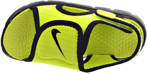 #Nike Sunray Adjust 4 Toddler Fluro Yellow - (386519 700) - Z30 - R1L1