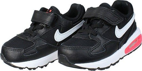 *NIKE VELCRO TODDLER Black (654289-011) - X19 - R1L9