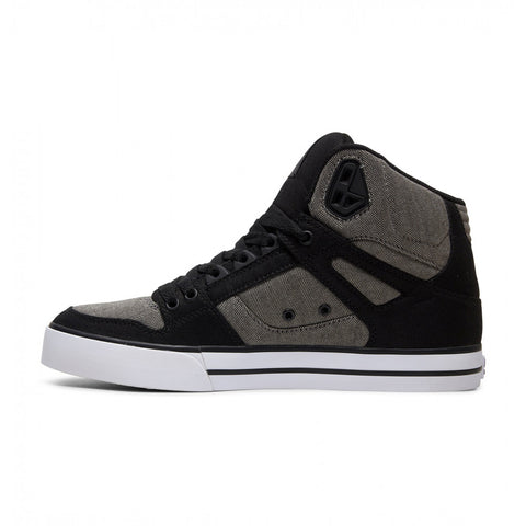 #DC Mens Pure Hi Top WC TX SE - (ADYS400046) - WQ - R2L11