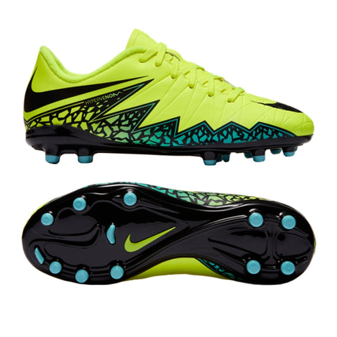 Nike JR Hypervenom Phelon II Youth - (744943 703) - HS - R2L17